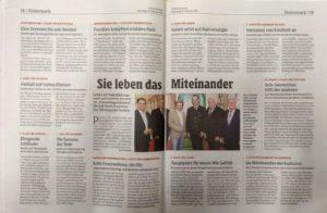 Volksbildungswerk Presse Kleine Zeitung 2019