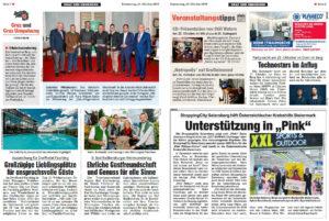 Volksbildungswerk Steirer Krone Print Graz und Graz Umgebung 2019